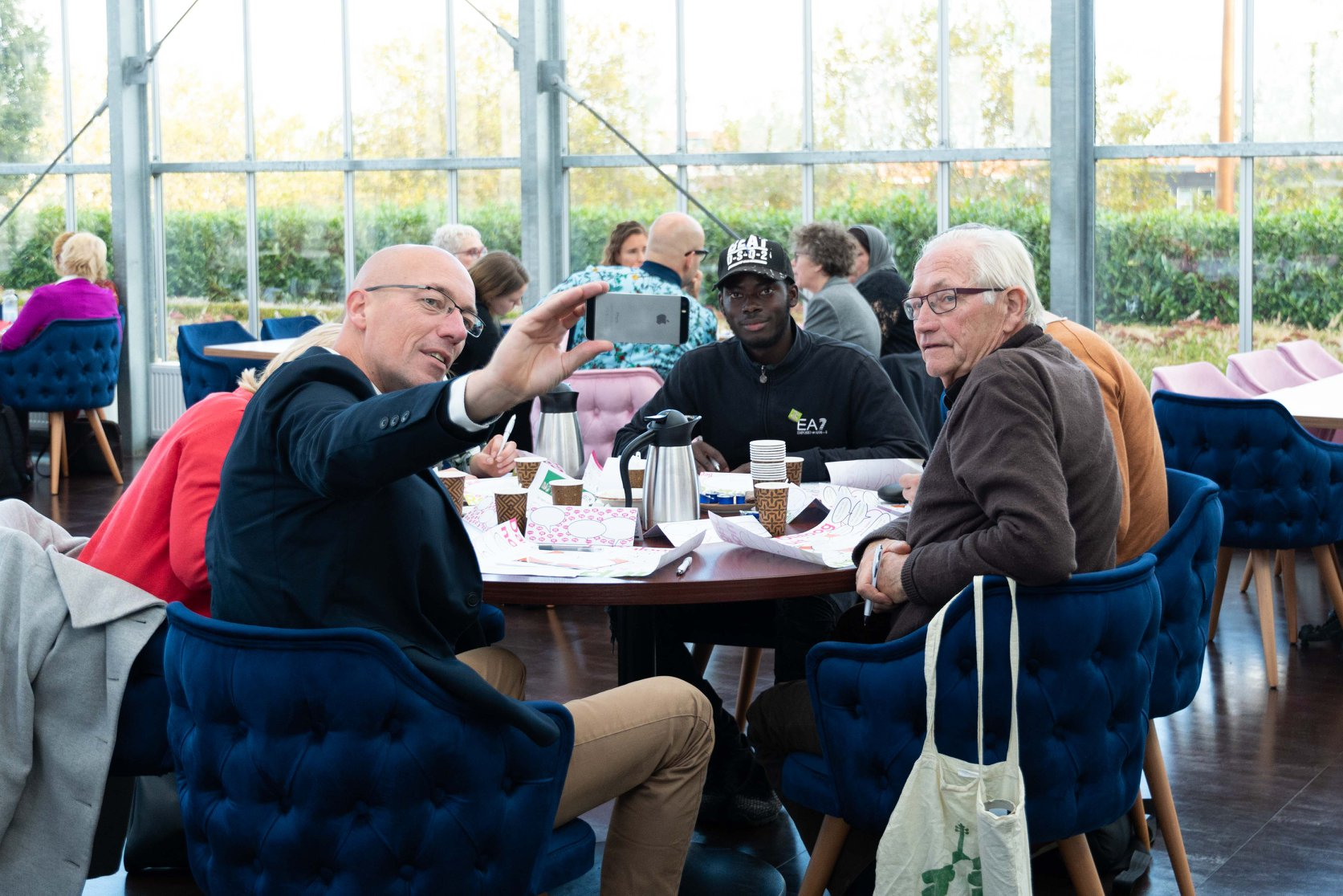 Foto's Dag van de Dialoog 2018